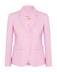 ALTUZARRA Fenice wool-blend piqué blazer copy